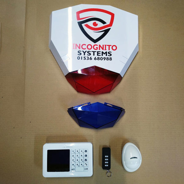 Incognito Systems Security CCTV for Rural Areas