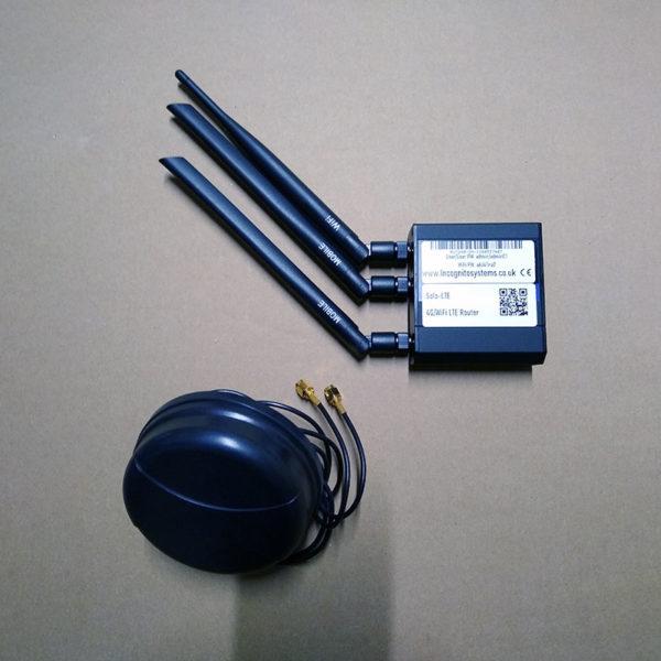 Incognito Systems Solo Surveillance for Rural Areas